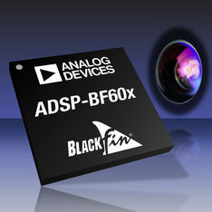 Analog Blackfin ADSP-BF60x